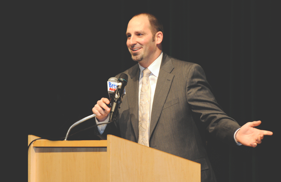 NJASA Names Dr. Michael Salvatore  New Jersey 2019 Superintendent of the Year