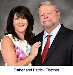 Esther and Patrick Fletcher