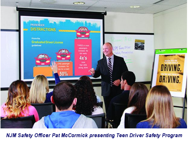 Teen Driver Safety Program