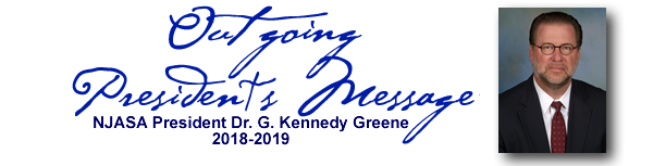outgoing message G. K. Greene