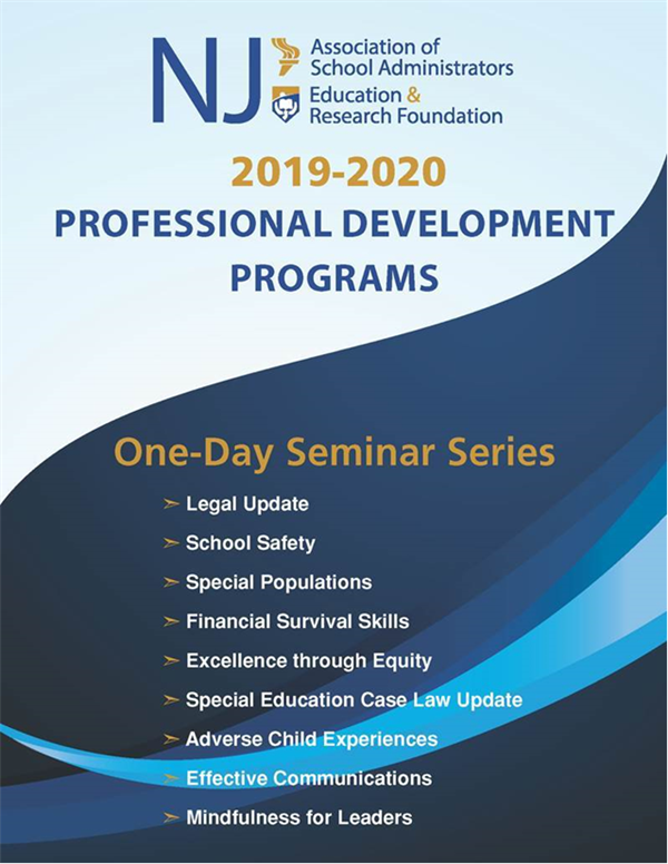 One Day Seminar Brochure